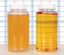 contaminated-filtered fuel
